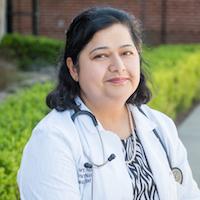 Dr. Neelu Kaliani - Lorton, Virginia Internist